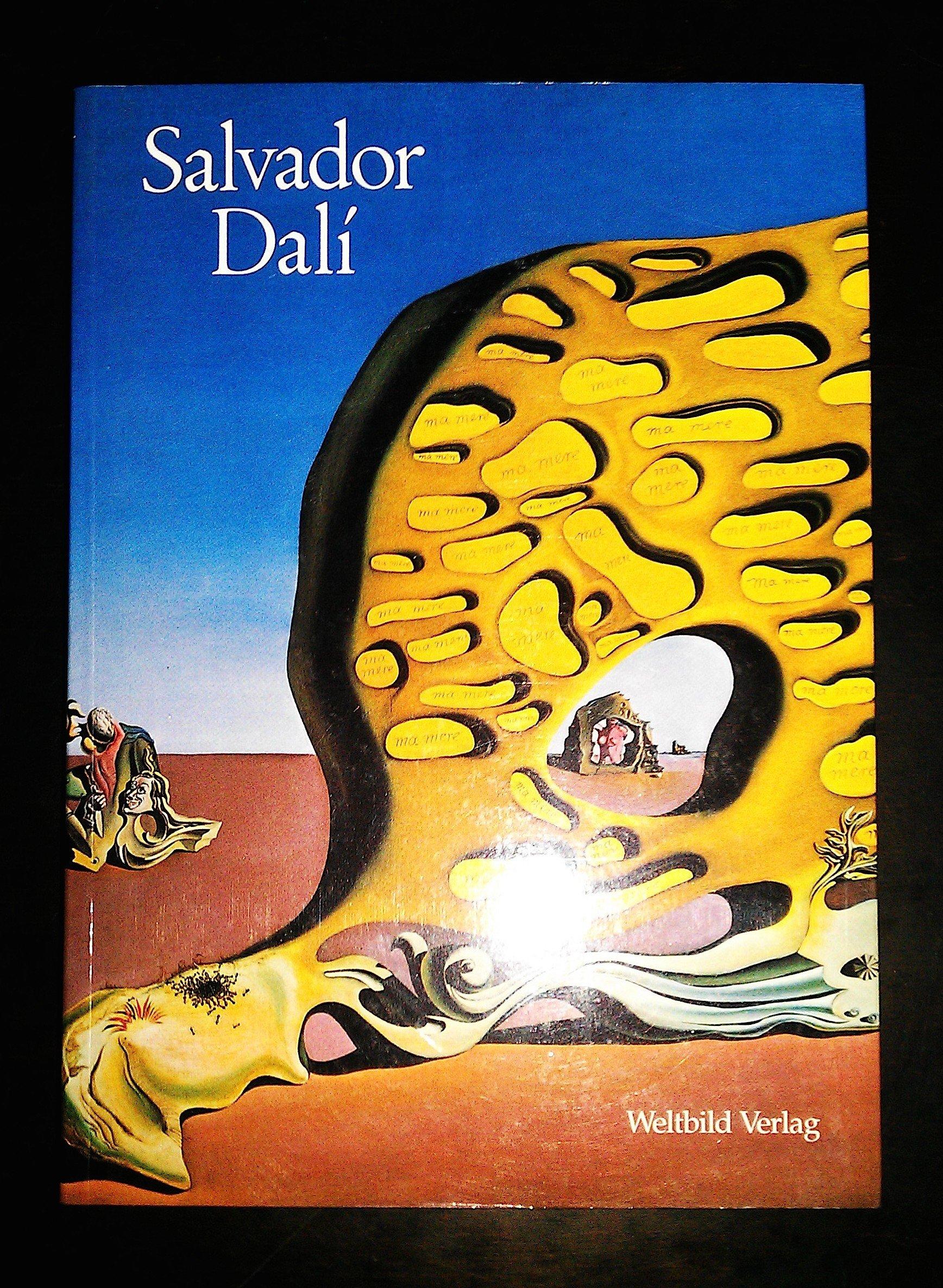Salvador Dali. Retrospektive 1920-1980. Sonderausgabe. Gemälde. Zeichnungen. Grafiken. Objekte. Filme. Schriften