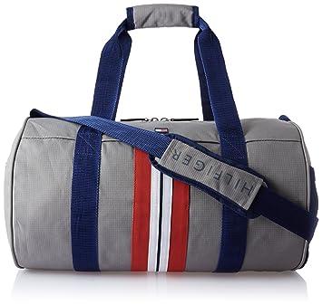 Tommy Hilfiger Polyester Grey Gym Bag TH PAN07GYM