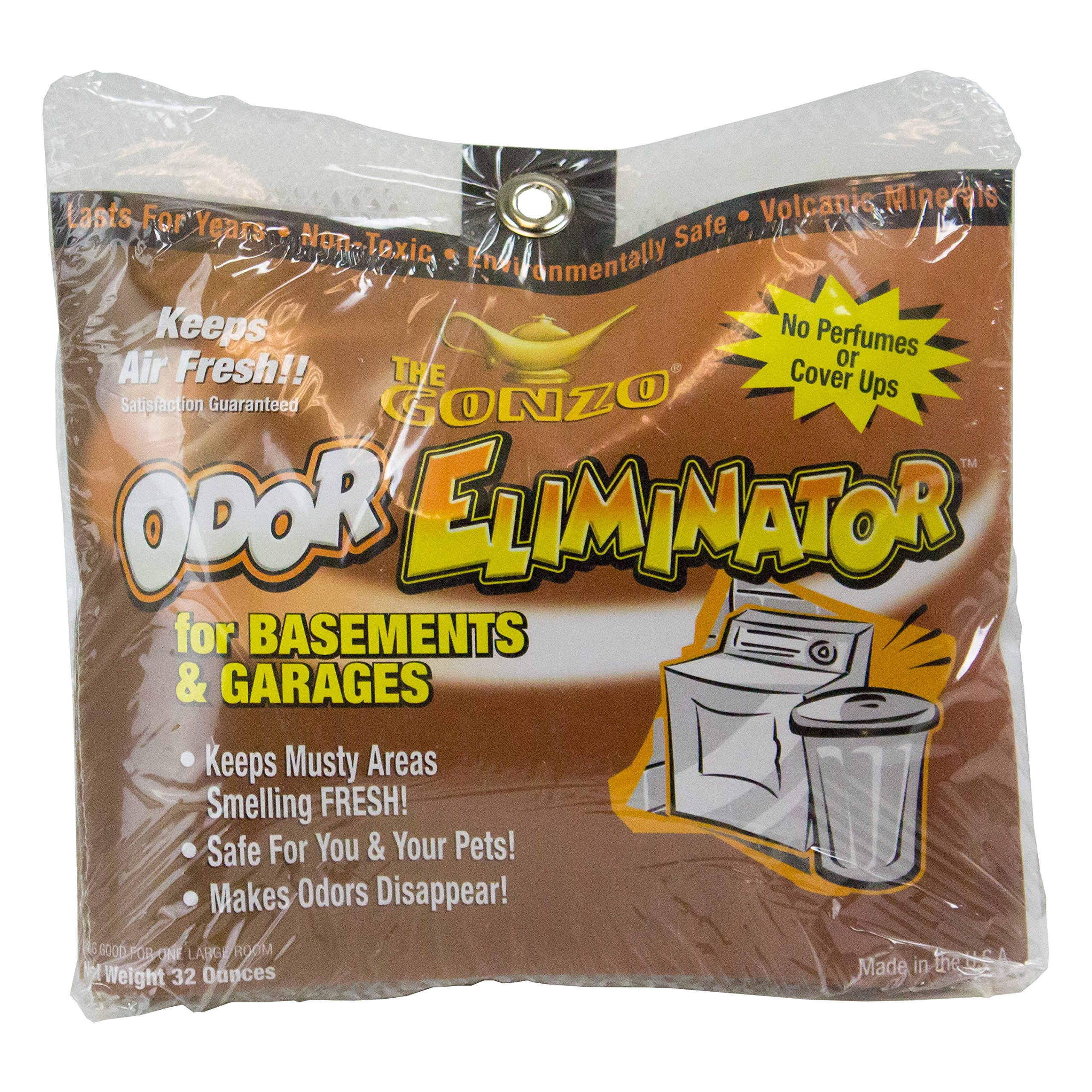 Amazon.com: Gonzo 1012DEA Odor Eliminator Volcanic Rocks 8
