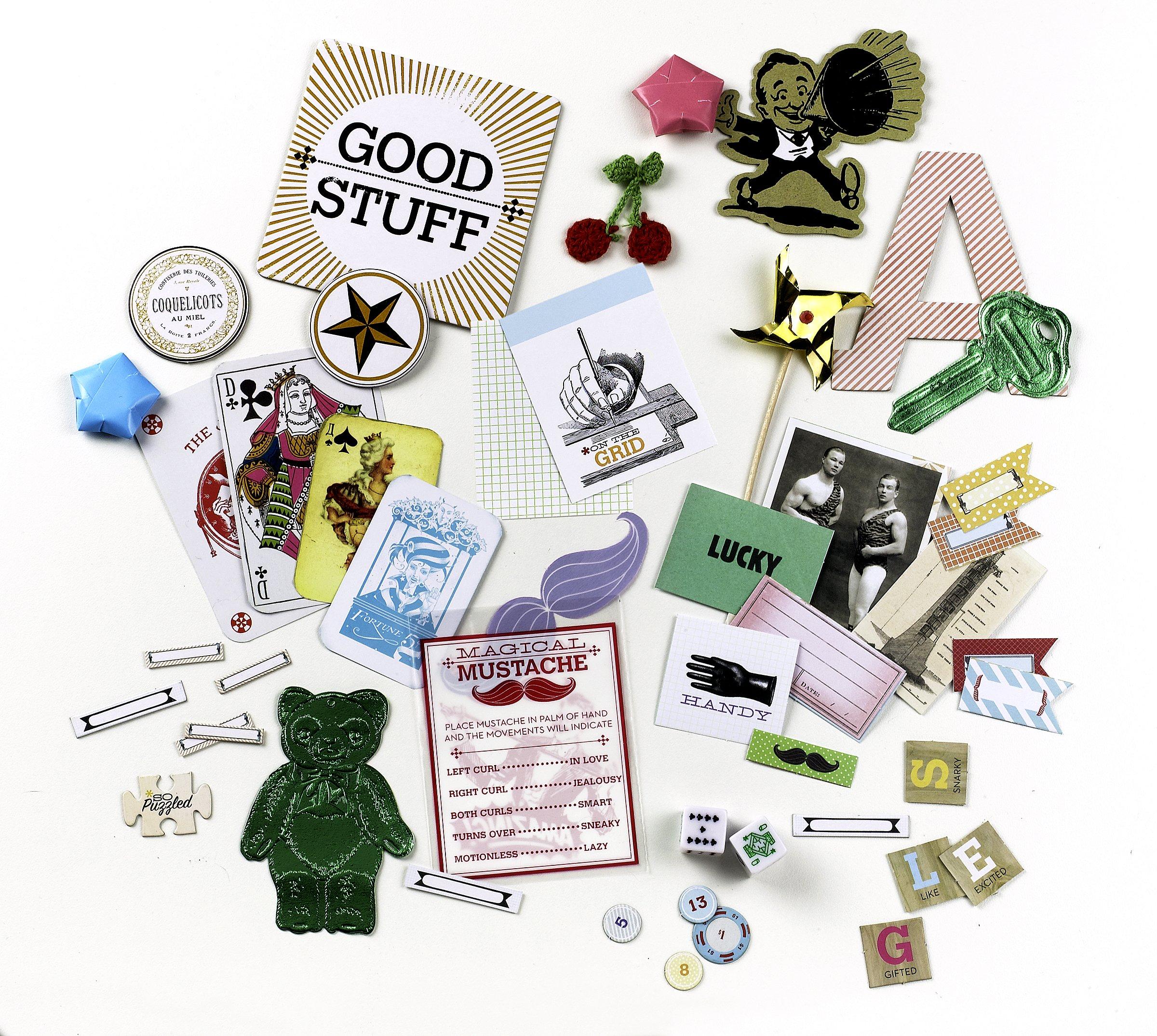 Smash Book Retro Grab Bag Home K & Co B00B8MY762 30-672024 Address Books