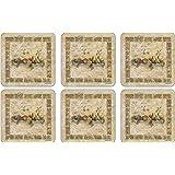 Pimpernel Tuscan Palette Coasters - Set of 6