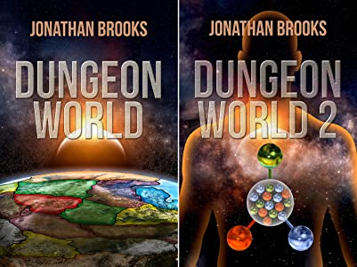 Dungeon World (2 book series) Kindle Edition