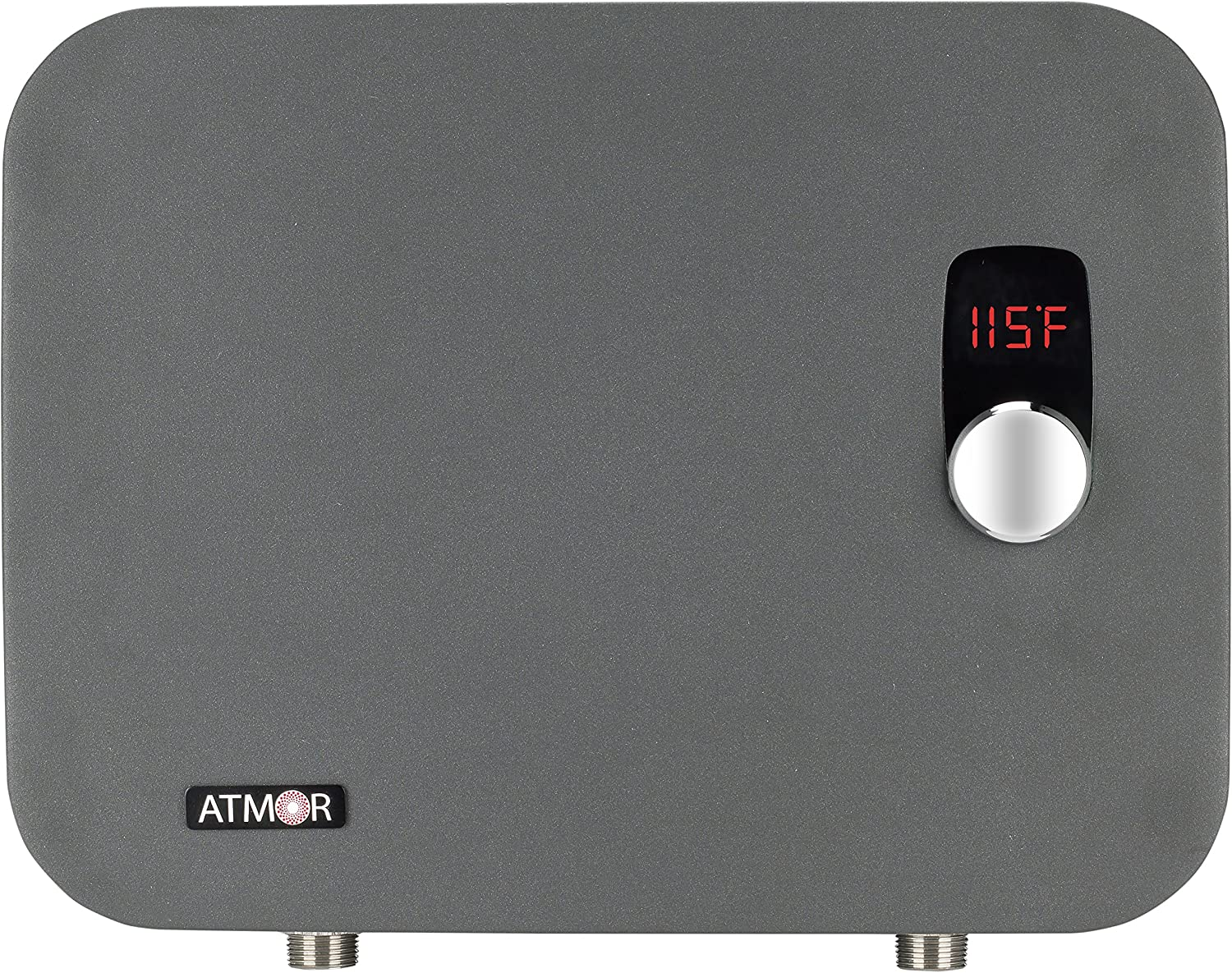 Atmor AT-910-27TP ThermoPro 27kW/240V Electric Tankless Water Heater, 5.1GPM 112.3 Amps