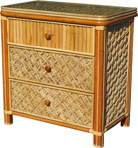 Spice Islands Mandalay 3 Drawer Dresser