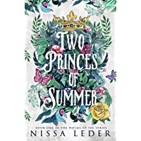 Two Princes of Summer (Whims of Fae Book 1) (English Edition)