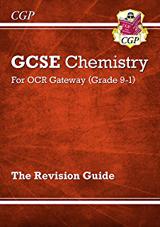 Gcse maths ocr revision guide higher for the grade 9 1 course new grade 9 1 gcse chemistry ocr gateway revision guide cgp gcse chemistry fandeluxe Images