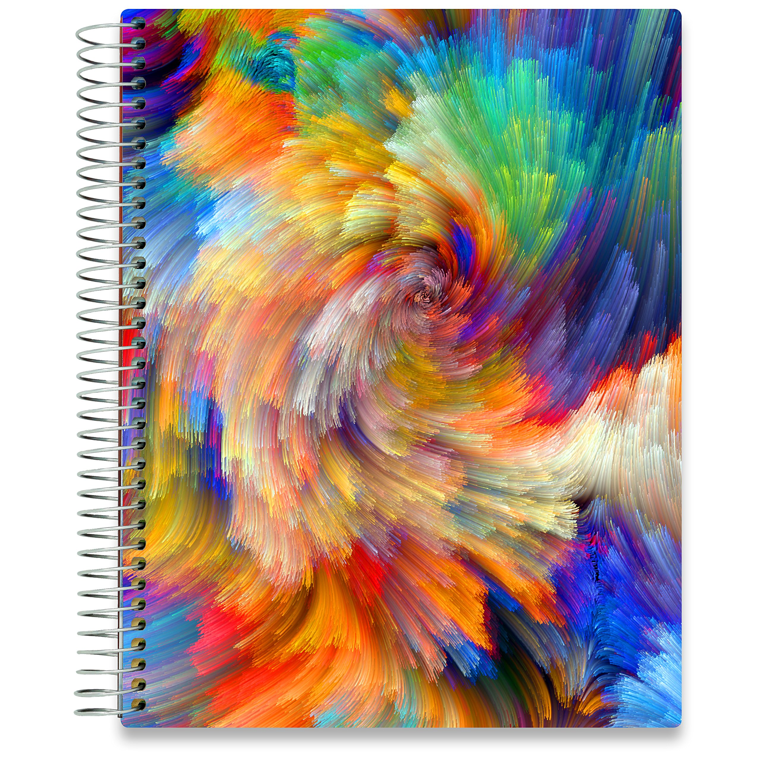 Tools4Wisdom 2020 Planner October 2019-2020 - 8.5 x 11 Hardcover - Daily Weekly Monthly Planner - Dated Oct November December 2019 Plus 2020 Calendar Year by Tools4Wisdom