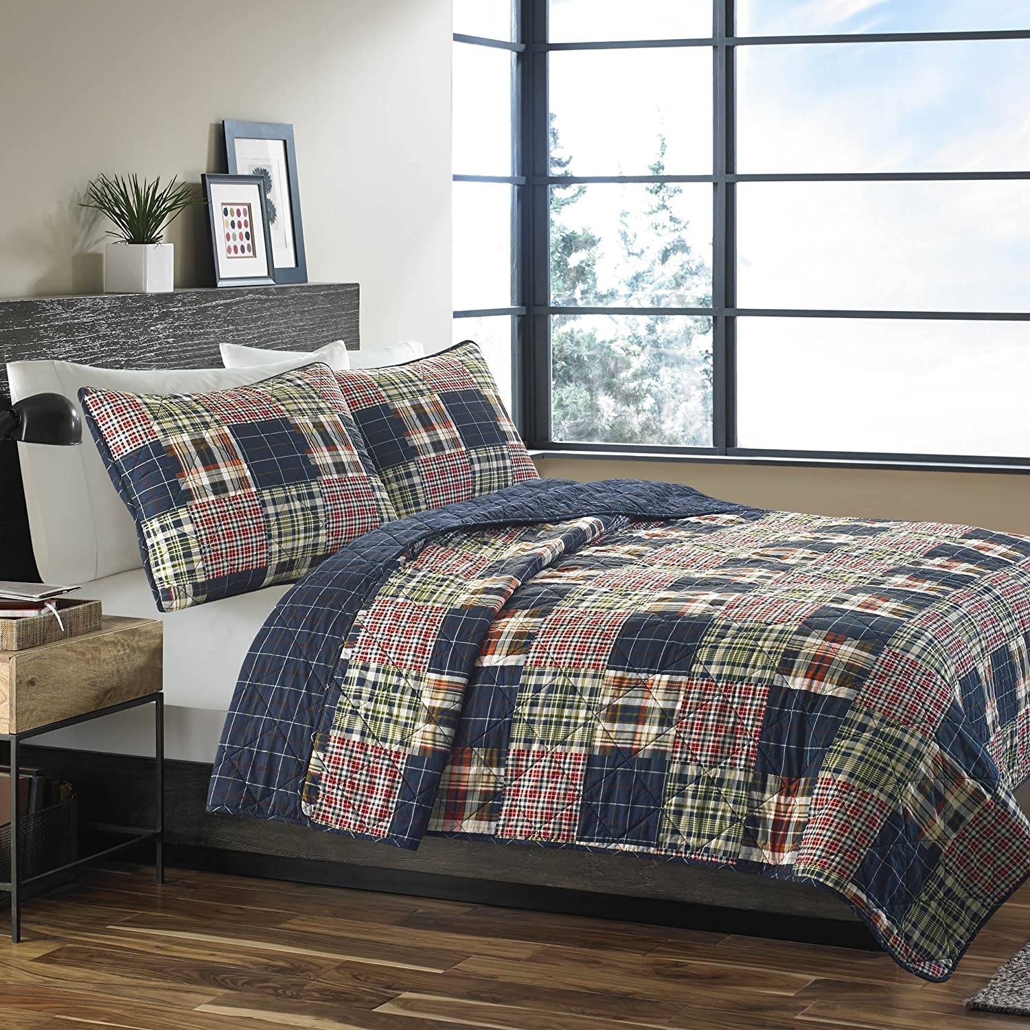 Eddie Bauer 215680 Madrona Cotton 5 Piece Daybed Cover Set Revman International