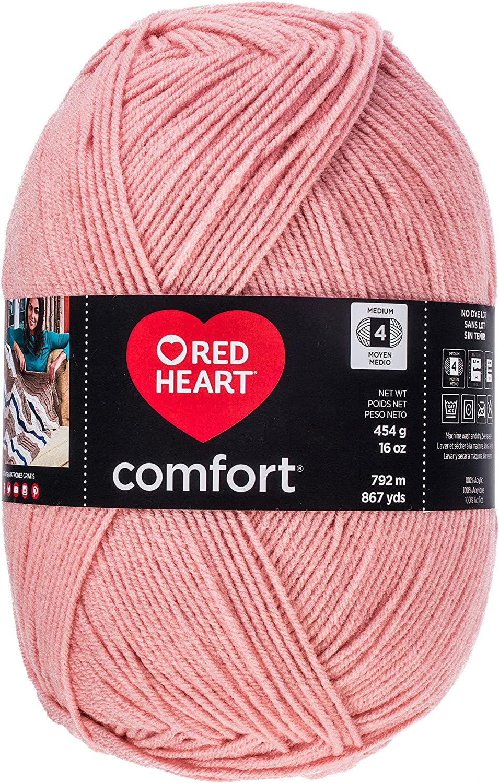 Yarn Red Heart Comfort Yarn Black Coats