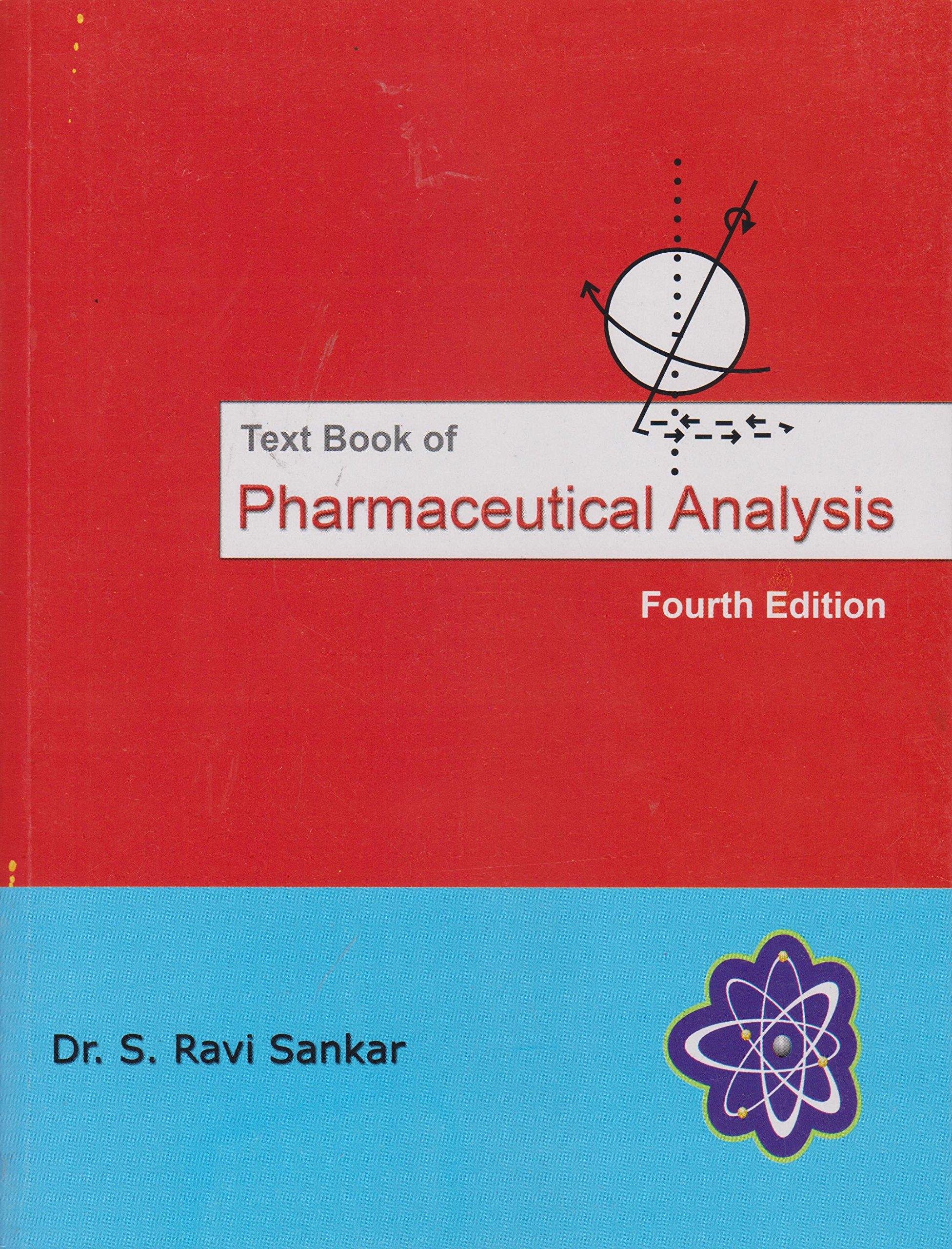 Pharmaceutical Analysis Books Pdf