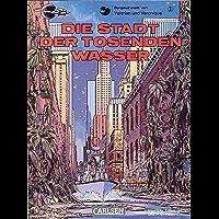 Valerian und Veronique 1: Die Stadt der tosenden Wasser (German Edition) book cover