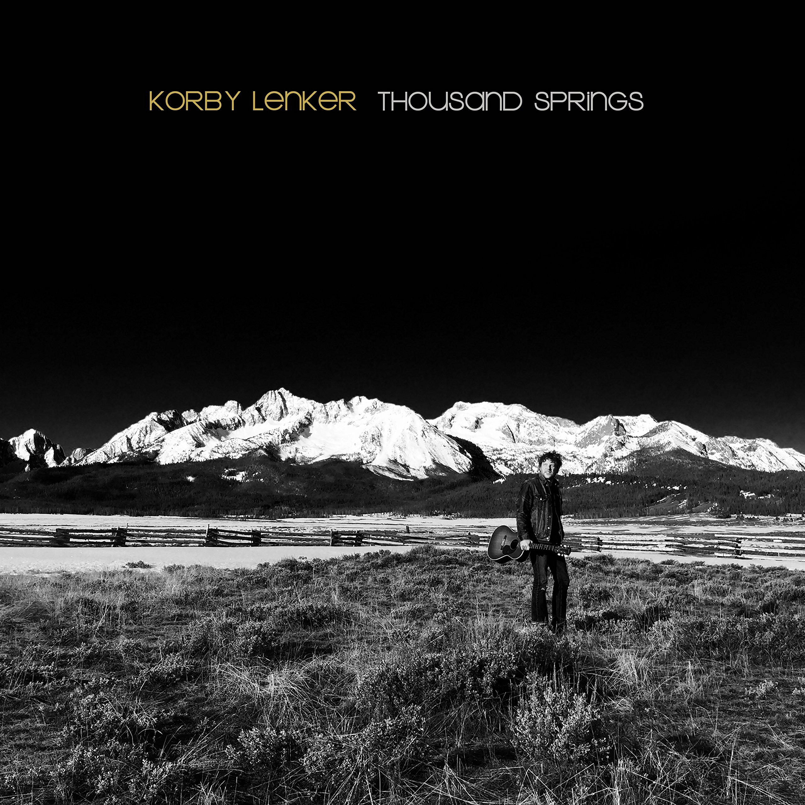 CD : Korby Lenker - Thousand Springs (CD)