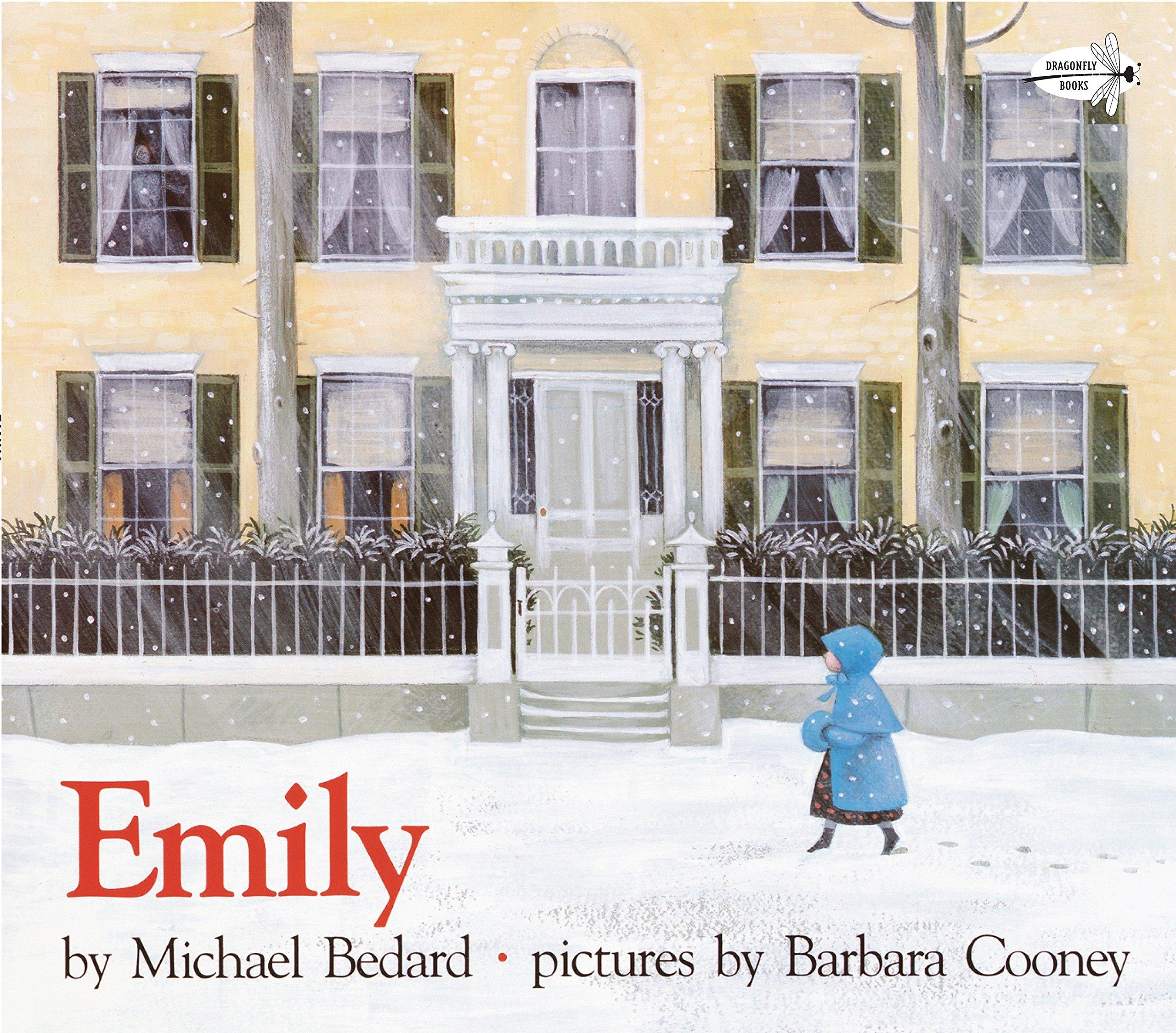 Emily Paperback – October 8, 2002 Michael Bedard Barbara Cooney Dragonfly Books 0440417406