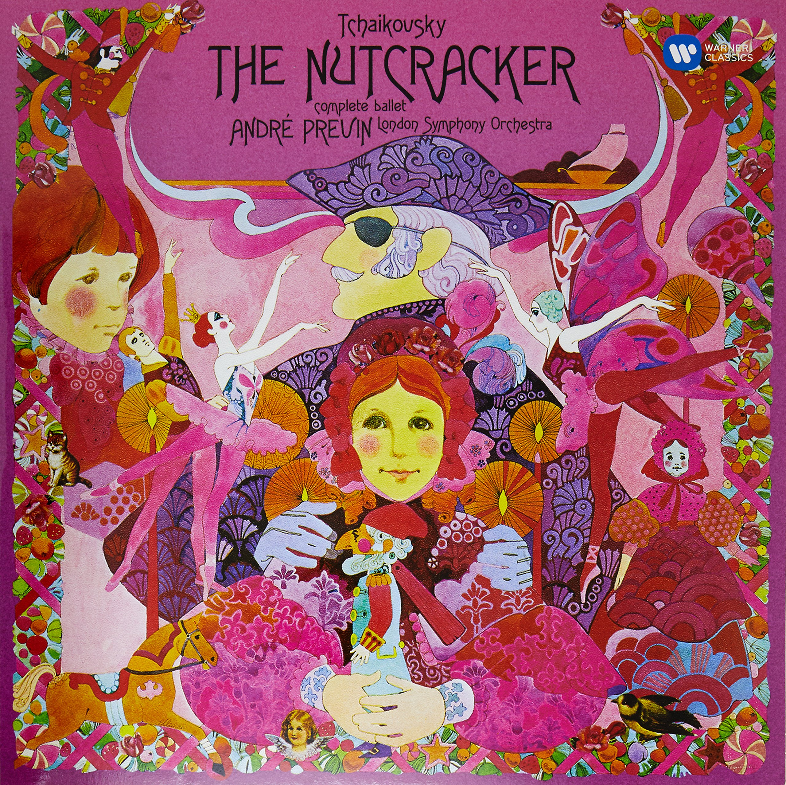 Vinilo : André Previn - Tchaikovsky: The Nutcracker (2PC)