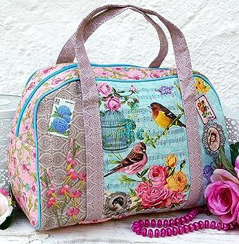 Tasche Kosmetiktasche Kulturtasche Kulturbeutel Damen Mädchen Kinder Design bunt