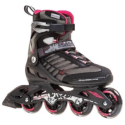 3d4db9bcd8a Rollerblade Zetrablade W - Women's Skate - 4x80mm/84A Wheels - SG 5  Performance Bearings