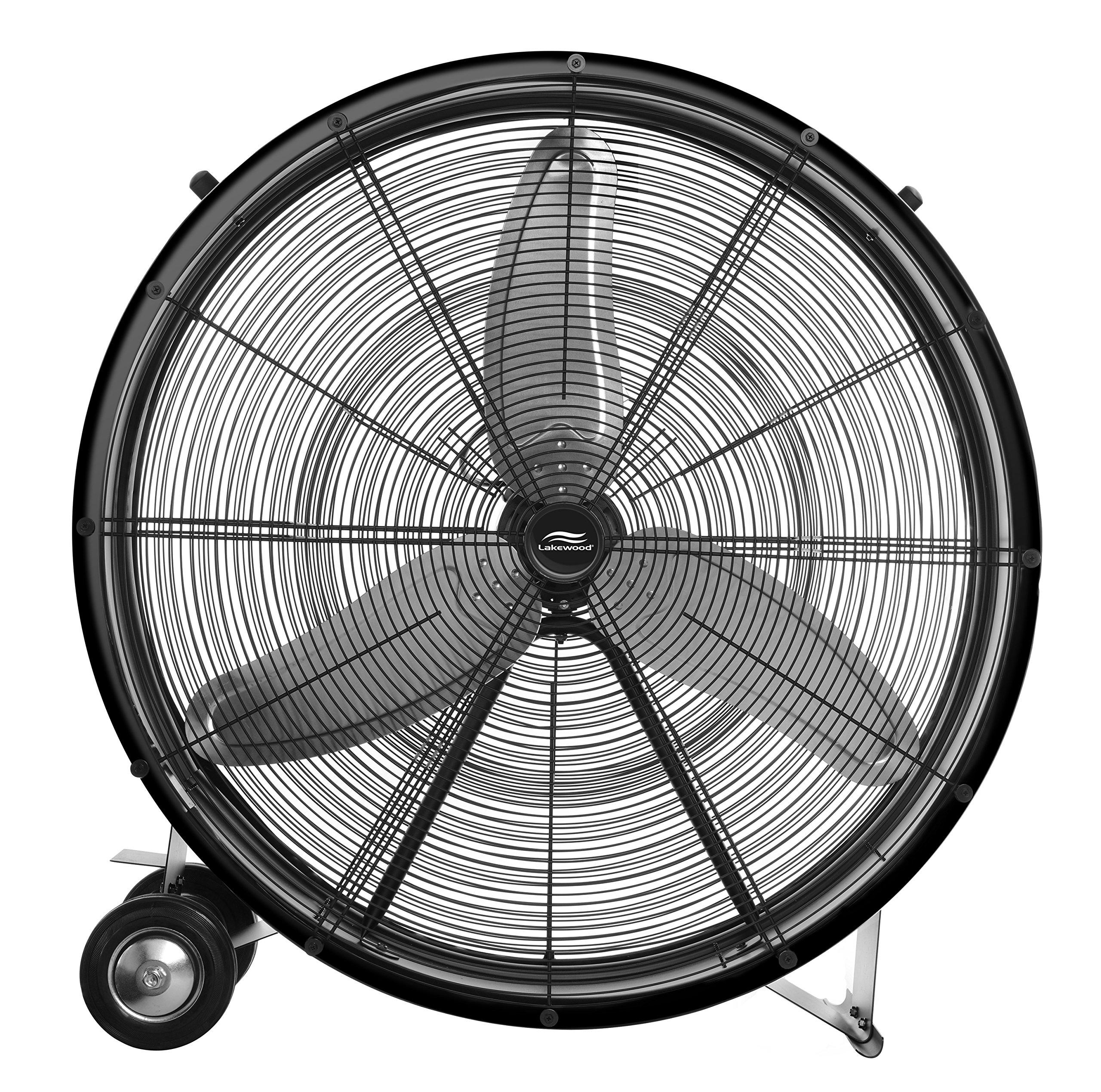 Lakewood 36-Inch Industrial Grade Drum Fan by Lakewood