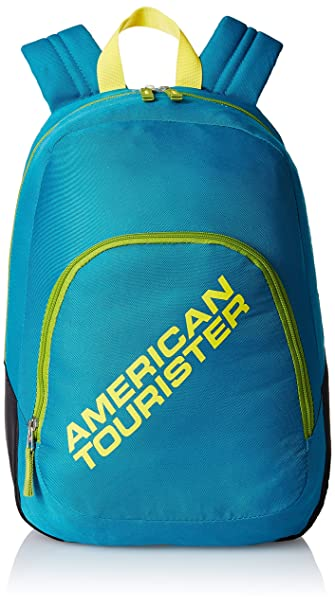 0bee8a3238 Image Unavailable. Image not available for. Colour  American Tourister  Jasper 13 ltrs Blue Kids Backpack (5 - 7 years age)
