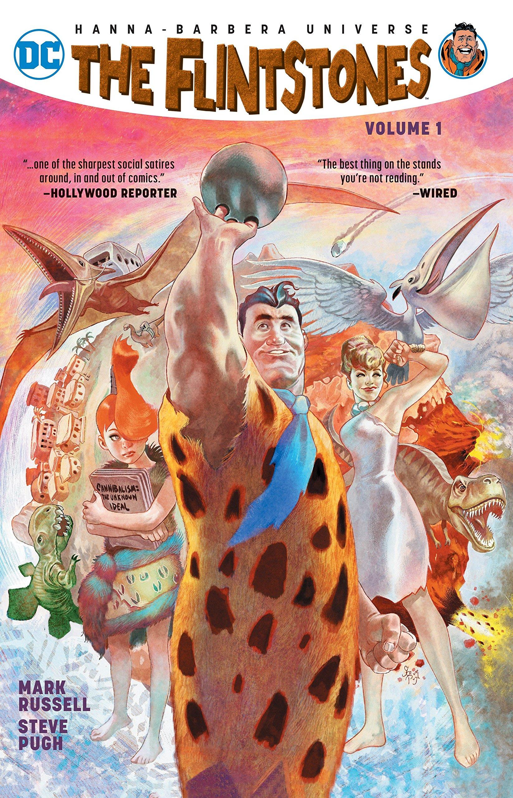 The Flintstones Vol. 1 by DC COMICS