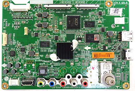 LG EBT62351504 (EAX65105101(1.7) 60LN5400-UA - Placa principal: Amazon.es: Electrónica