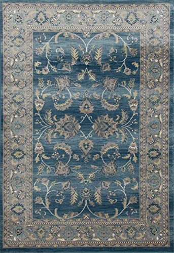 Art Carpet Arabella Collection Scrollwork Woven Area Rug