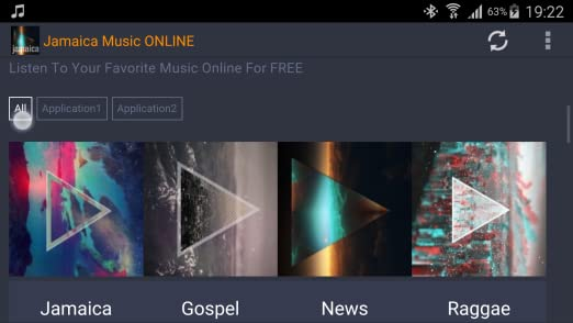 Amazon com: Jamaica Music Online: Appstore for Android