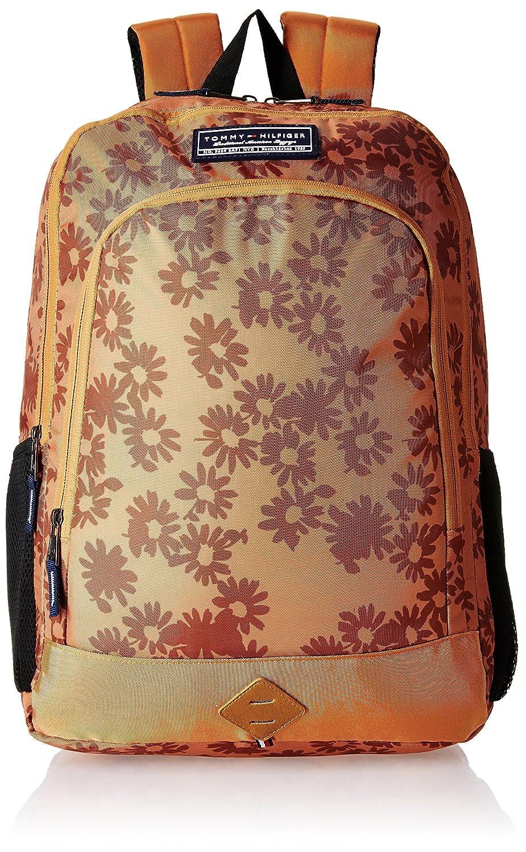 Tommy Hilfiger Kings'17 49 cms Orange Casual Backpack (TH/BTS10KIN,17)