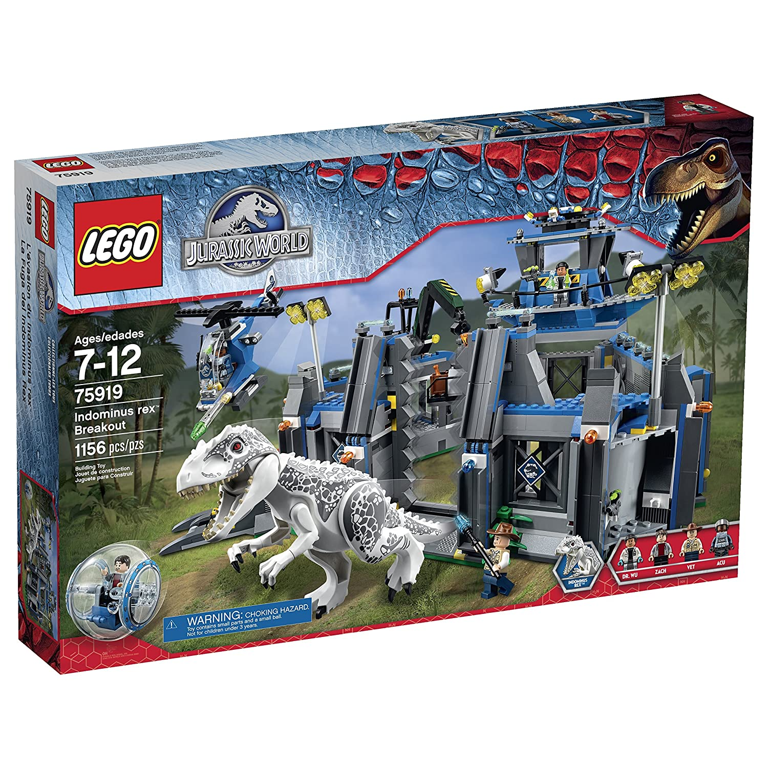 Top 9 Best Lego Jurassic Park Sets Reviews in 2021 12
