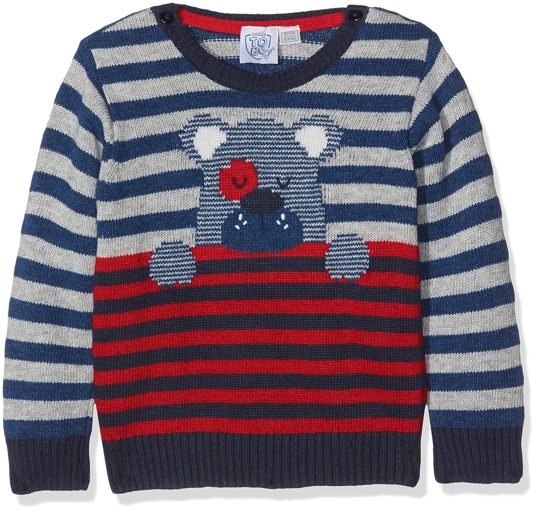 Chicco sué ter para Bebé s suéter para Bebés Rojo (Rosso Medio) (Talla del Fabricante: 056) 9069202000000