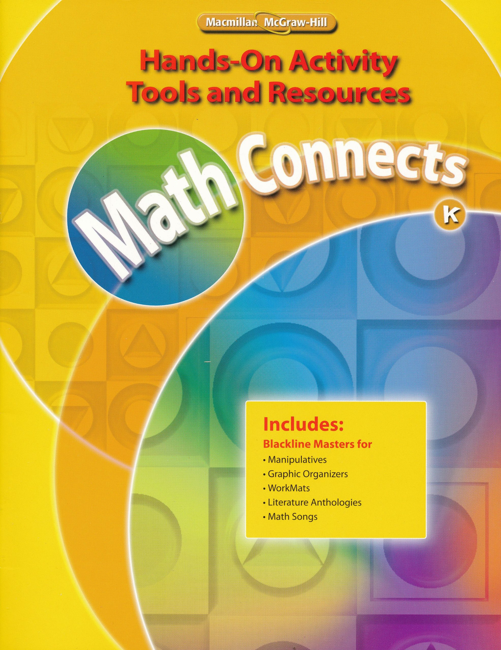 Download Math Connects Hands-on Activity Tools and Resources pdf