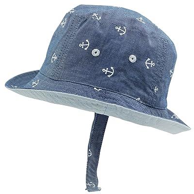6e7d2ce8485624 TotMore Baby Tollder Boys Bucket Hat Sun Protection Hat Summer Outdoor Cap