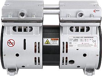 California Air Tools 1/2HP Ultra silencioso y sin Aceite compresor de aire Motor: Amazon.es: Bricolaje y herramientas