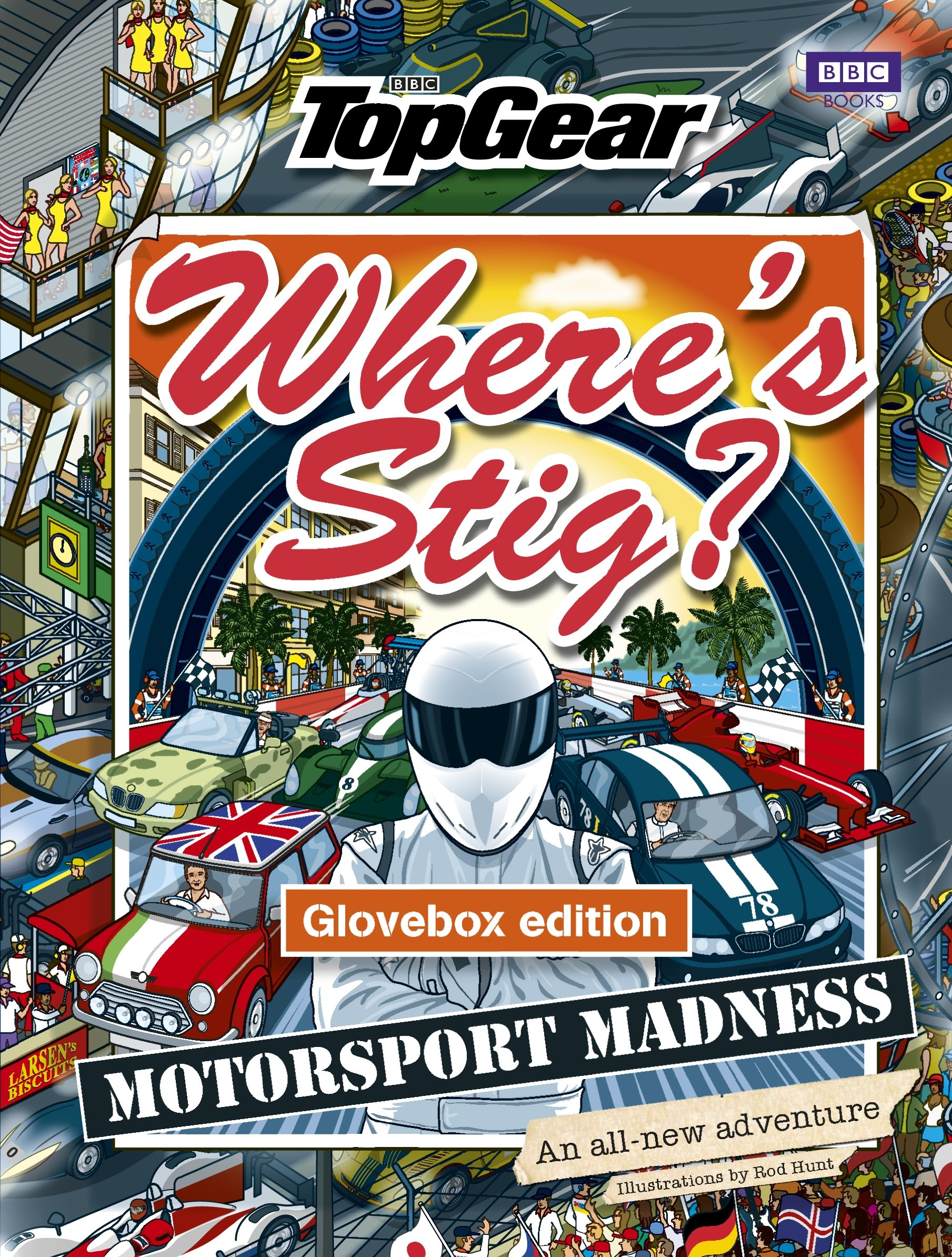 Download Top Gear: Where's Stig: Motorsport Madness ebook