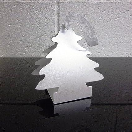 10 x Angel Favour Box Christmas Tree Decoration Stella Crafts Choose Colour White