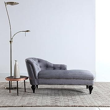 Divano Roma Furniture Moderno y Elegante salón de Chaise ...