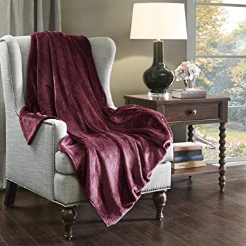 Cashmere Tagesdecke.Couchdecke Cashmere Feeling Posciele I Materace Tagesdecke