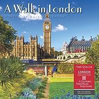 A Walk in London 2019 Wall Calendar
