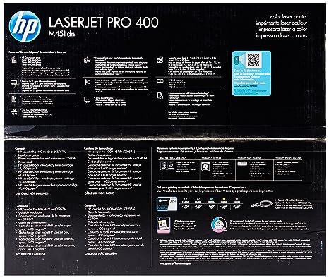 LASERJET HP PRO M451DN 400 TÉLÉCHARGER COLOR PILOTE IMPRIMANTE