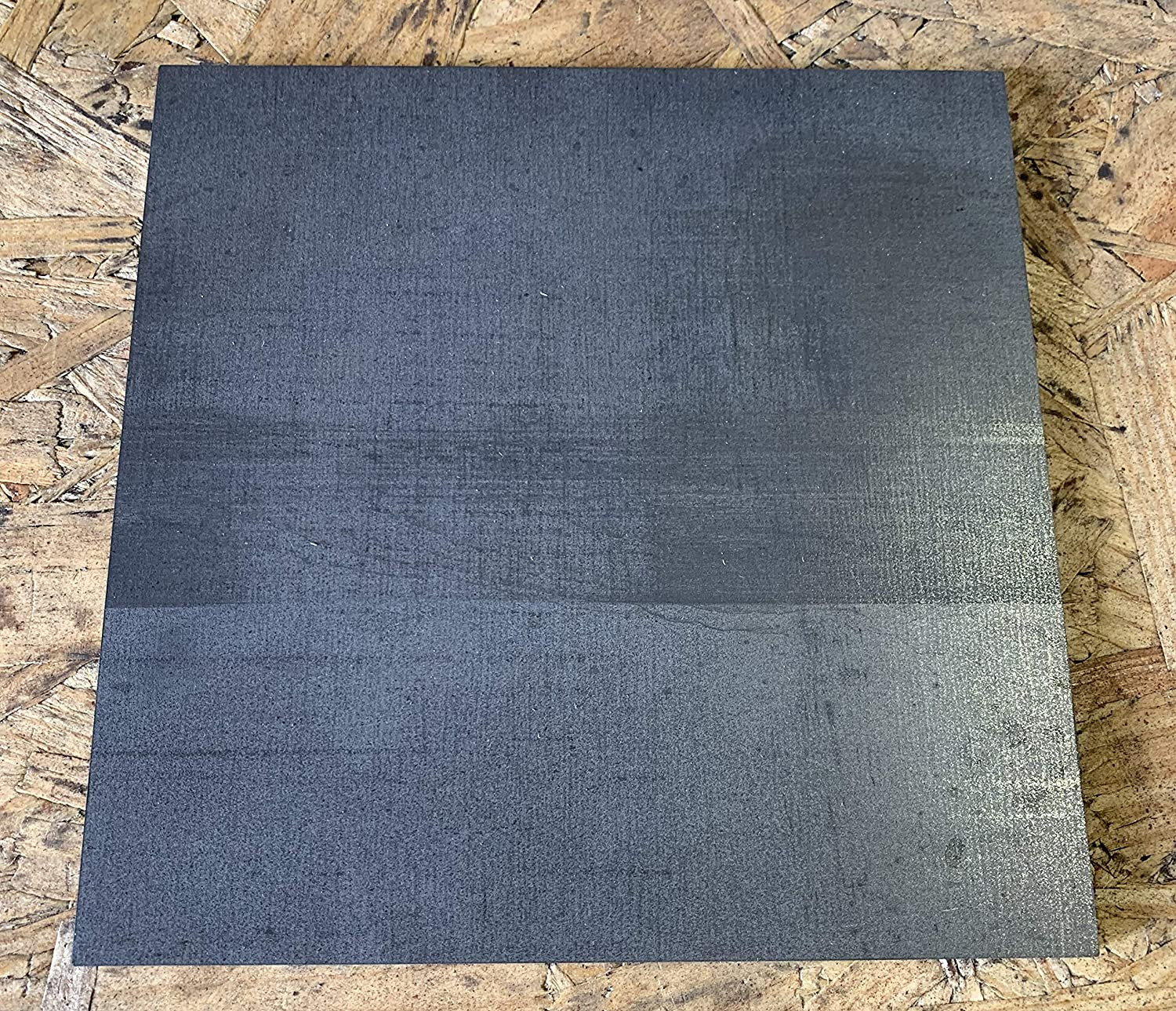 "1/4 x 16"" x 16"" Steel Plate, A36 Steel, 0.25"" Thick"