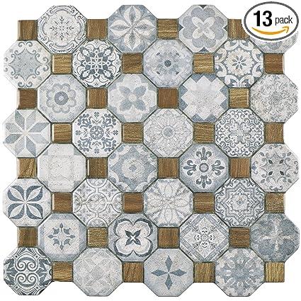 Somertile Fostesbl Abacu Ceramic Floor Wall Tile 1225 X 1225