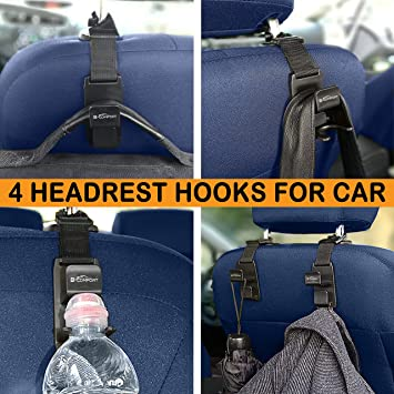 Baby Stroller Accessories Multi Purpose Hooks Hanger for Baby Bags Purse Y