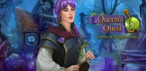 Queen's Quest 2: Stories of Forgotten Past from Artifex Mundi
