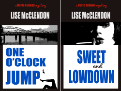 Dorie Lennox Mystery Series (2 Book Series) by  Lise McClendon Rory Tate