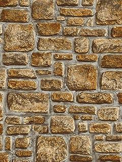 Finti mattoni da pietra mattone antico cromite biopietra for Carta adesiva effetto mattoni