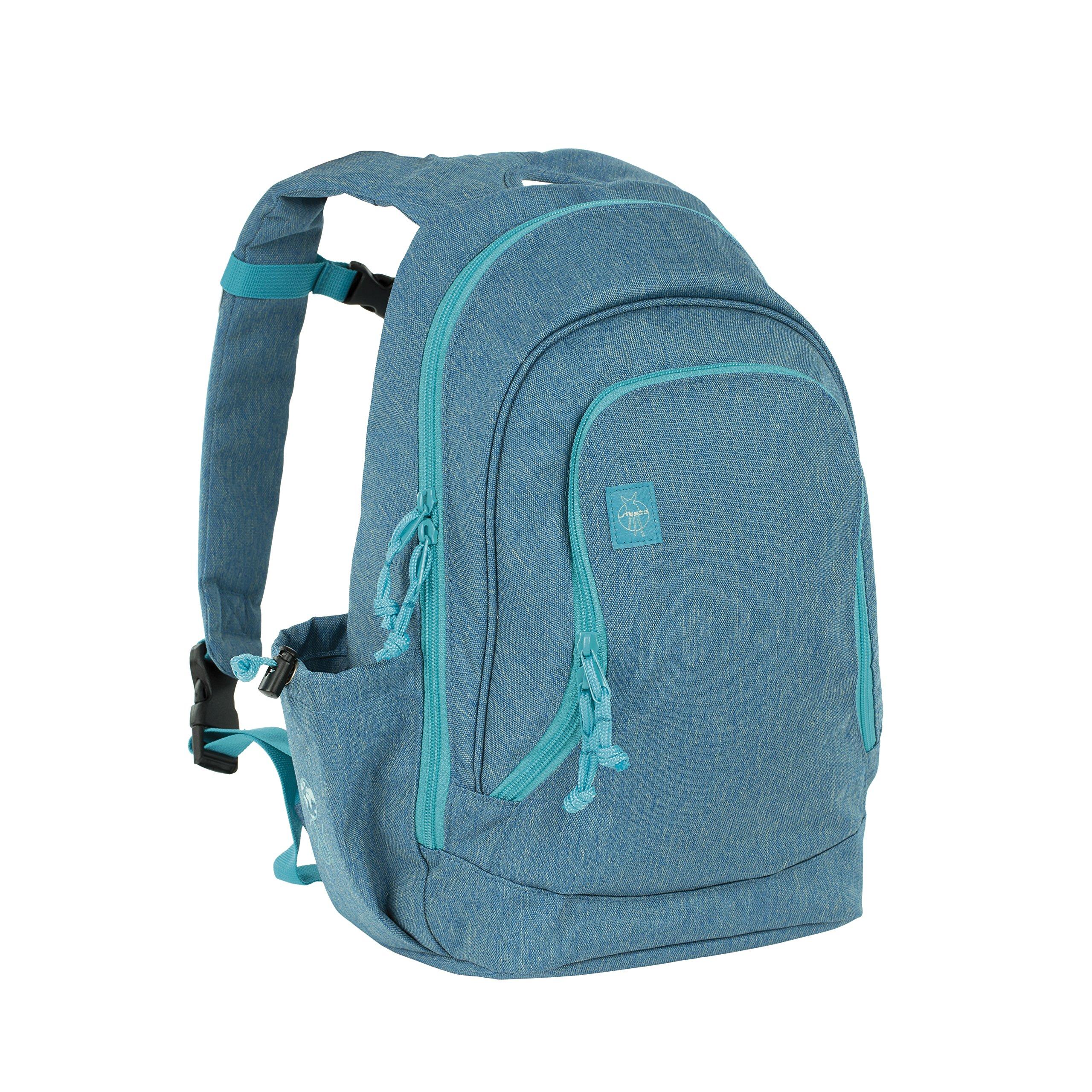 Lassig Kids Big Backpack About Friends, Melange Blue