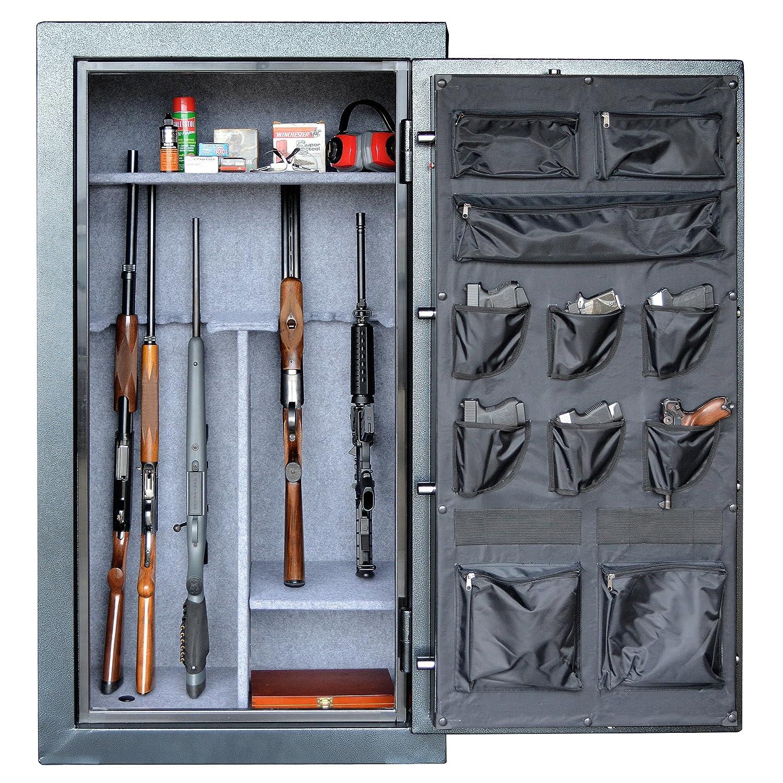Amazon.com : Sportsman Buffalo 32 Long Capacity Gun Safe with Door ...