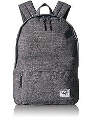 Herschel Supply Co. Classic Backpack, Raven Crosshatch, One Size