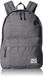 f94e7d832cf77 Herschel Classic Backpack Raven Crosshatch One Size