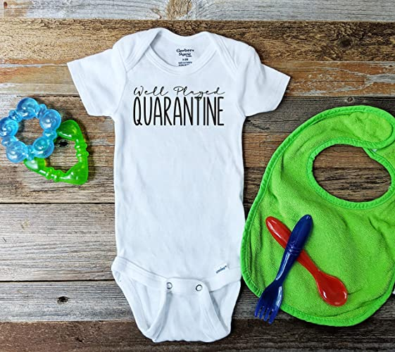 Personalized Gender Neutral Baby Announcement Digital Pregnancy Announcement Well Played Quarantine Baby Announcement for Social Media