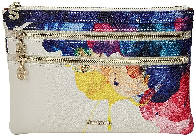 Desigual Mone_corel, Carteras Mujer, Multicolor, 1x15.5x22.5 cm (B
